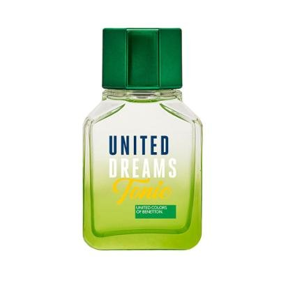 Perfume United Dreams Tonic - Benetton - Eau de Toilette Benetton Masculino Eau de Toilette