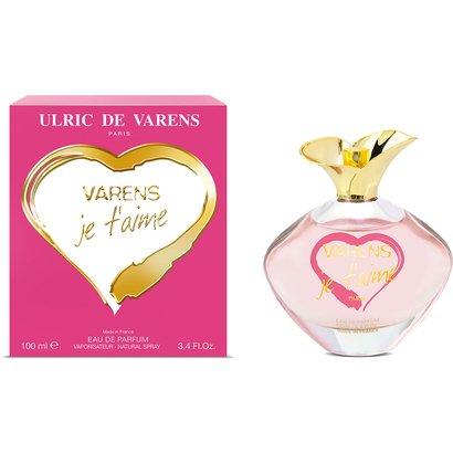 Perfume Varens je t'aime - Ulric De Varens - Eau de Parfum Ulric De Varens Feminino Eau de Parfum