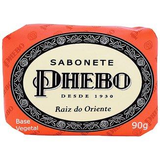Phebo Sabonete em Barra de Glicerina Raiz Do Oriente 90g