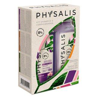 Physalis Pura Vitalidade Kit - Shampoo + Condicionador Kit