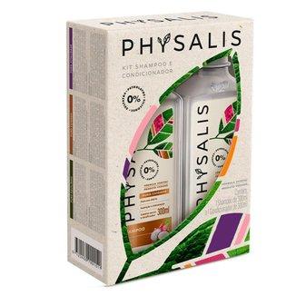 Physalis Puro Cuidado Kit - Shampoo + Condicionador Kit