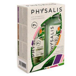 Physalis Puro Equilíbrio Kit - Shampoo + Condicionador Kit