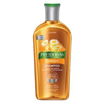 Phytoervas Iluminador Shampoo 250ml