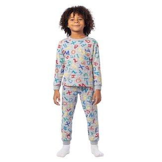 Pijama Brandili Menino Infantil