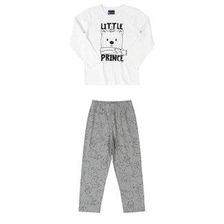 Pijama Camiseta e Calça Quimby