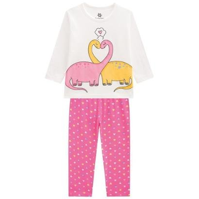 Pijama Infantil Brandili Feminino