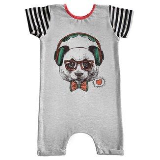 Pijama Infantil Comfy Urso