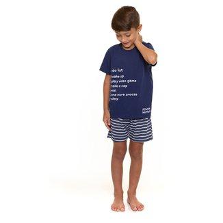 Pijama Infantil Evanilda Disturb Masculino