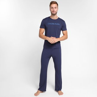 Pijama Longo Calvin Klein Masculino