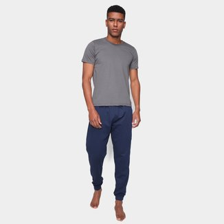 Pijama Longo Volare Básico Masculino