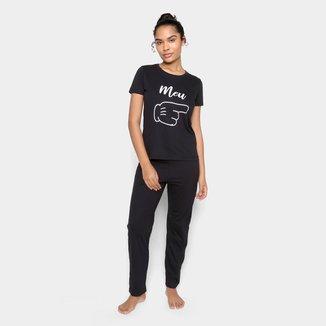 Pijama Longo Volare Meu Feminino
