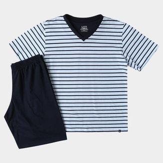 Pijama Lupo Curto Infantil