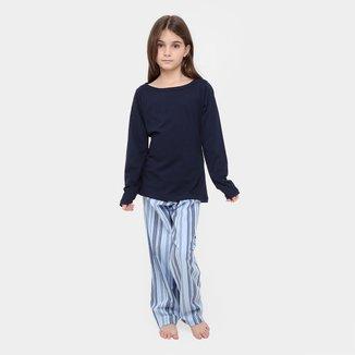 Pijama Lupo Longo Infantil