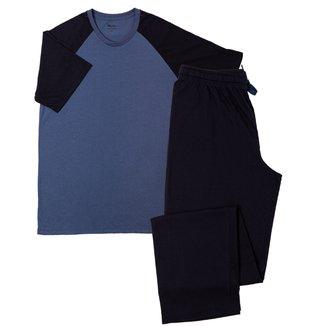Pijama Mash Básico Longo Masculino