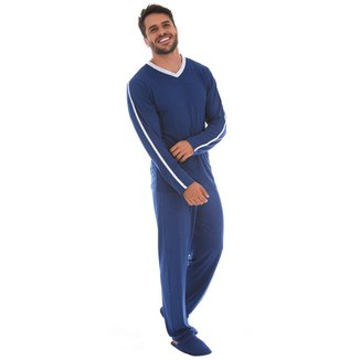 Pijama Victory Inverno Sport Masculino