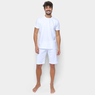 Pijama Volare Curto Básico Masculino