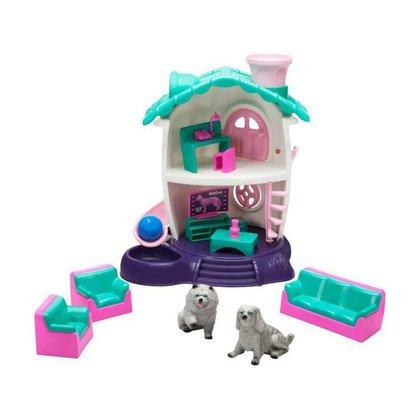Playset Center Pet Samba Toys