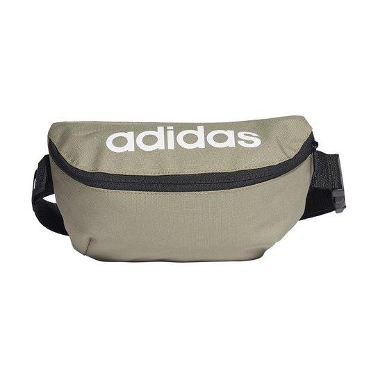 Pochete Adidas Daily Logo - Bege