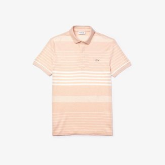 Polo Lacoste Regular Fit Masculina