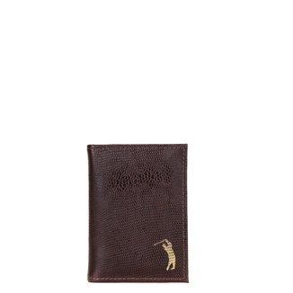 Porta Cartão Couro Aleatory Básico Masculino