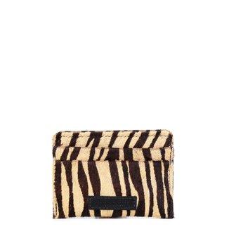 Porta Cartão Couro Shoestock Mini Feminino