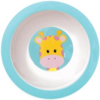 Pratinho Bowl Animal Fun - Girafa Buba Baby