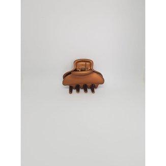 Prendedor Medio 6,5x4,0cm Tartaruga De Acetato Musa Kalliopi