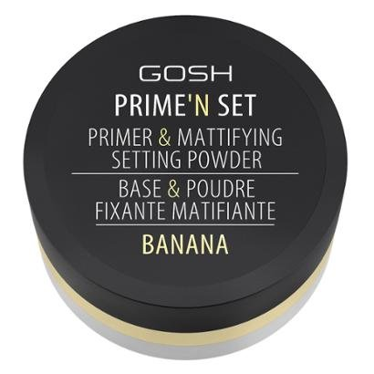 Primer Facial Gosh Copenhagen  - Prime'n Set Powder Banana-Feminino