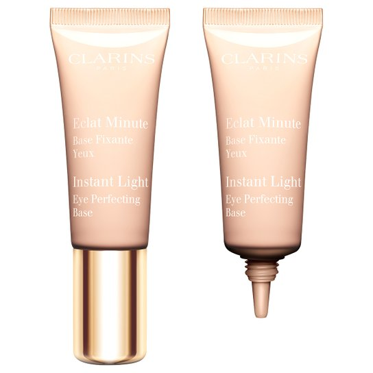 Primer para Olhos Clarins Instant Light Eye Perfecting Base - Incolor