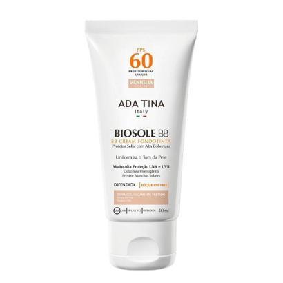 Protetor Solar ADA TINA BB Cream FPS60 25 Vaniglia