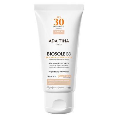 Protetor Solar Ada Tina - Biosole BB Cream FPS 30 Bianco