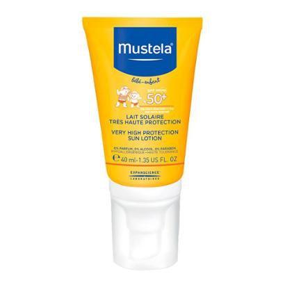 Protetor Solar Facial Infantil Mustela 40ml Unissex-Incolor