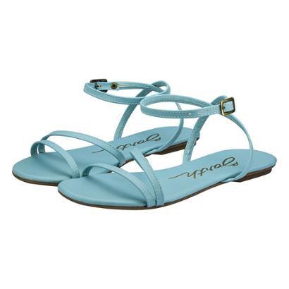 Rasteira Barth Shoes Anis Feminina