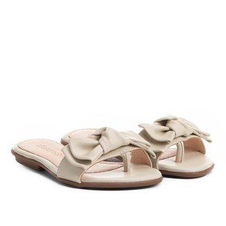 Rasteira Infantil Shoestock Nó Feminina
