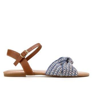 Rasteira Look Fashion -FR2041