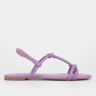 Rasteira Shoestock Color Tiras
