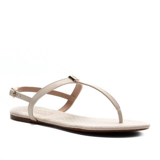 Rasteira Shoestock Crazy for - Off White