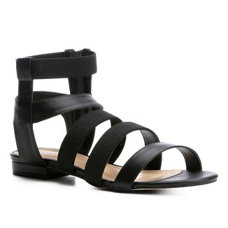 Rasteira Shoestock Elásticos