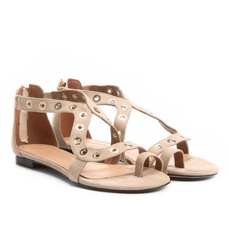 Rasteira Shoestock Ilhóses
