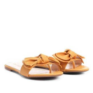 Rasteira Shoestock Slide Nó