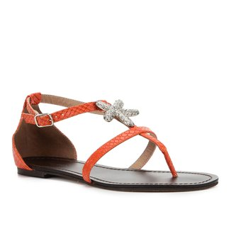 Rasteira Shoestock Snake Starfish Icon