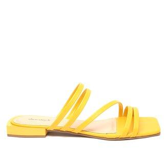 Rasteira Shoestock Tiras Color