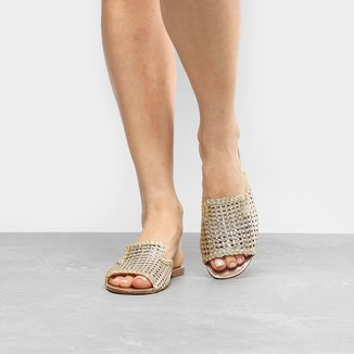 Rasteira Shoestock Trama