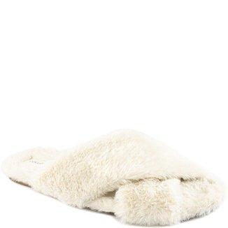 Rasteira Slide Pelo Numeração Especial Sapato Show 060500