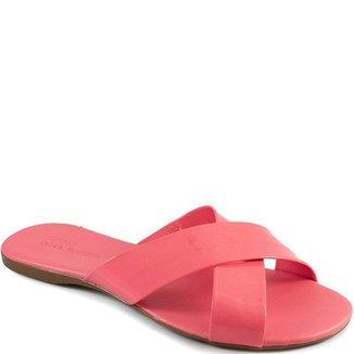 Rasteira Tiras Cruzadas Número Grande Sapato Show 5016103