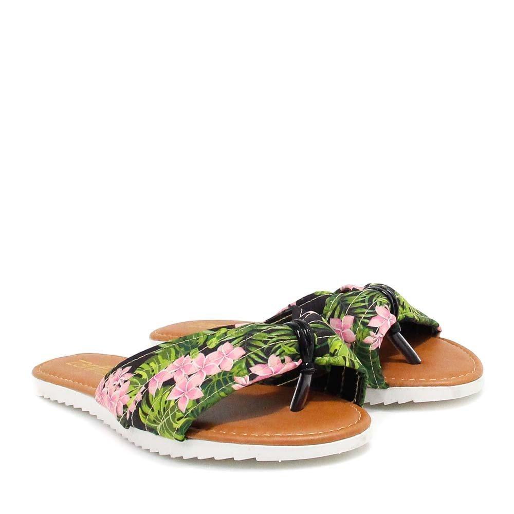 Verniz Zariff Verde Verniz Rasteira Zariff Estampas Shoes Shoes Rasteira Estampas 7qxSz56a