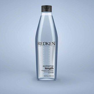 Redken Extreme Length Shampoo Antiquebra - 300ml