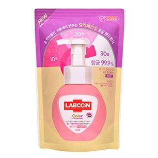 Refil Sabonete em Espuma para Mãos Labccin – Color Changing 200ml