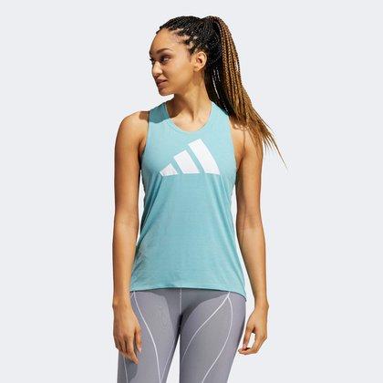 Regata Adidas Logo 3 Stripes Feminina