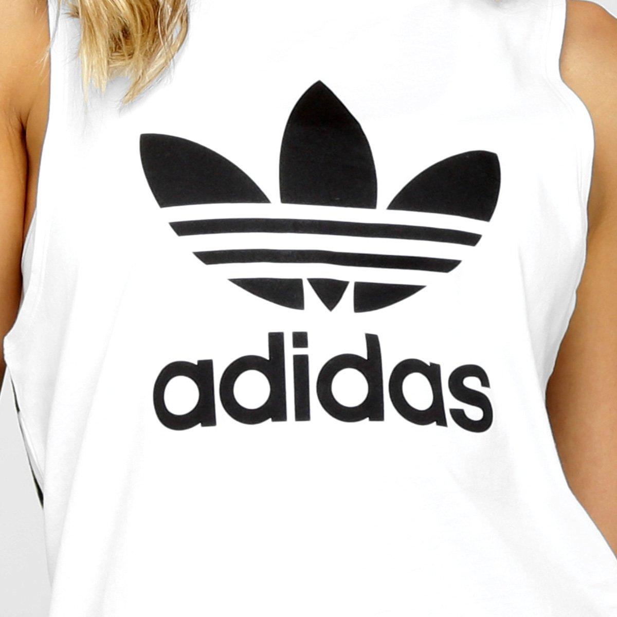 8dc46c47bcd Regata Adidas Loose Trefoil - Compre Agora